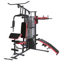 ES-409 multi strength fitness 4 station home gym equipment,home gym equipment multi station fitness