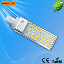 factory price low cost 8w g24 led pl