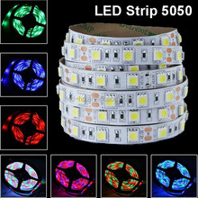 SMD 5050 5m 500cm <strong>RGB</strong> 300 LED Flexible Light Strip DC 12V waterproof