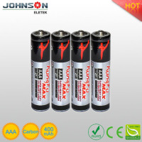 aaa r03 um4 dry battery zinc carbon battery