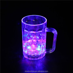 High quality led champagne glass led glow flute cup for bar party and every events