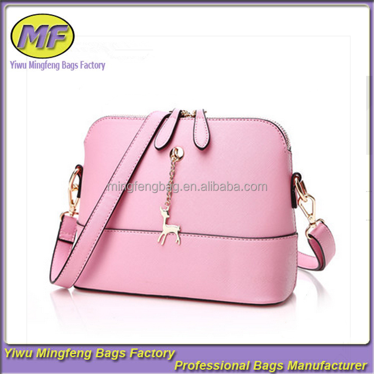 ladies colorful hand bags hot sale