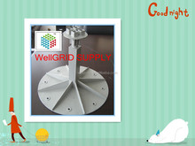 Fiberglass FRP GRP Grating Used Adjustable Raised Floor Pedestals