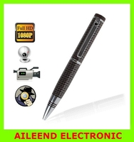 Full HD 1080P 5,000,000 Pixel CMOS Sensor Digital Spy Pen Camera Hidden DVR Camcorder Video Recorder