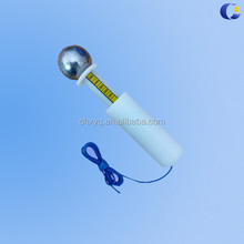 50mm metal Sphere Test Probe with force, Rigid Sphere 50mm with Guard