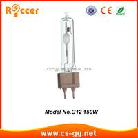 single-ended Ceramic metal halide lamp 3000 4200K CDM-T 35w 70w 150w 830 942 G12