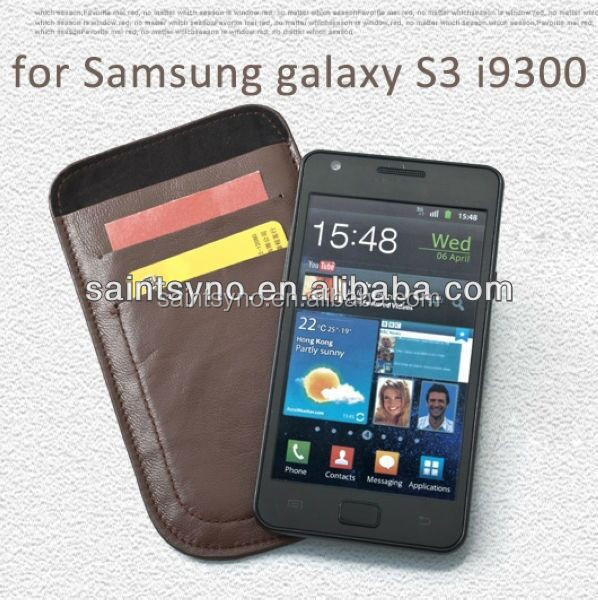13003 Made in Guangzhou leather pouch 5 inch mobile phone case
