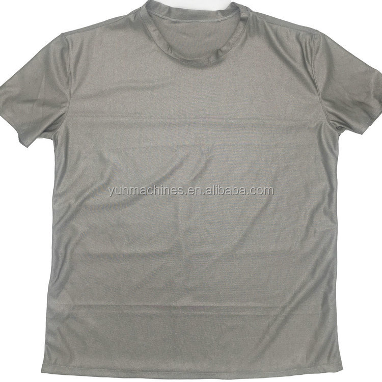 wholesale Anti <strong>Pilling</strong> radiation protection Custom men's t shirt for 4 season