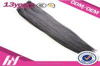Mix Length Available Small MOQ 100% Brazilian Hair Clip-on Hair Extension