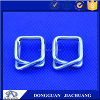 Anpack buckle latch Good quality Polyester Straps Wire Buckles for Pallet Bundling
