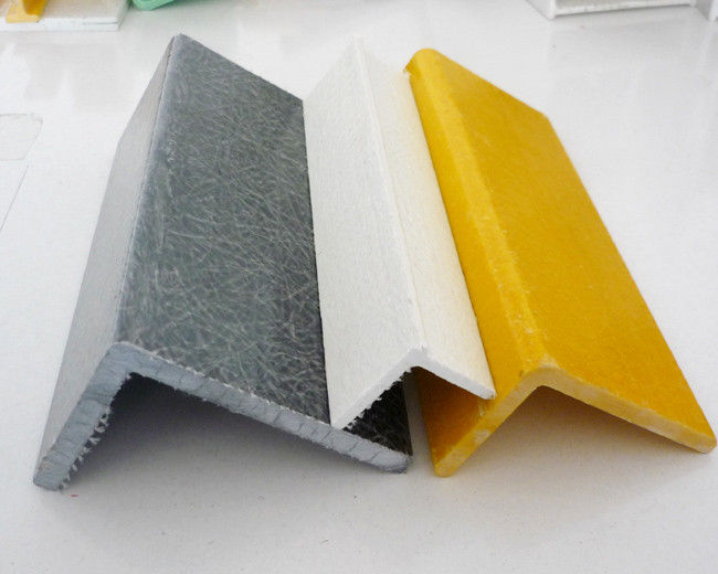 FRP UV Resistance Angle,High strength Fiberglass Composite Angle Profile,Manufacturer