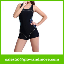 Women's Slimming One Piece swimsuit sex photo hot open swimming suit for women