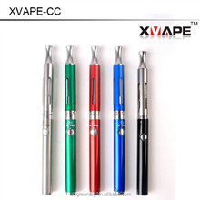 wax burner electronic cigarette topgreen machine electronic cigarette Xvape-Cc