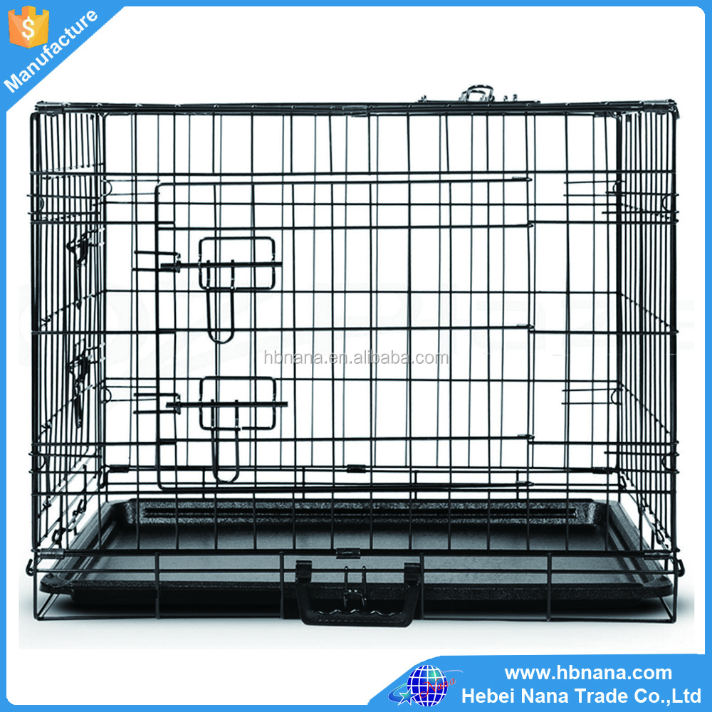 Metal Wire Dog Cage / pet house /pet enclosure / kennel