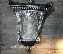 Wholesale Outside copper aluminum IP44 wall outdoor led gardens lamp with CE TUV