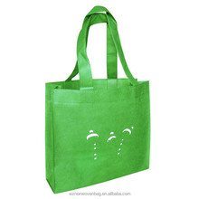 2016 Customized Tote Shopping Non Woven Printing Bag