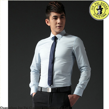 Thick uniform white shirts/model man shirt