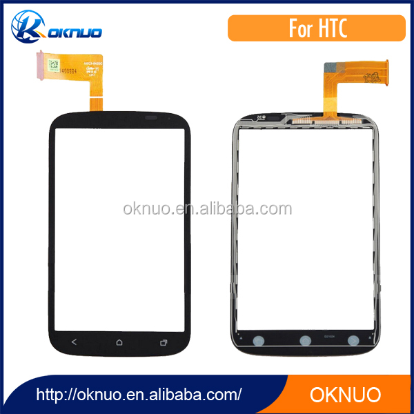 12 Months Guarantee For Htc Desire X Touch Screen , Touch Screen For Htc Desire X T328e