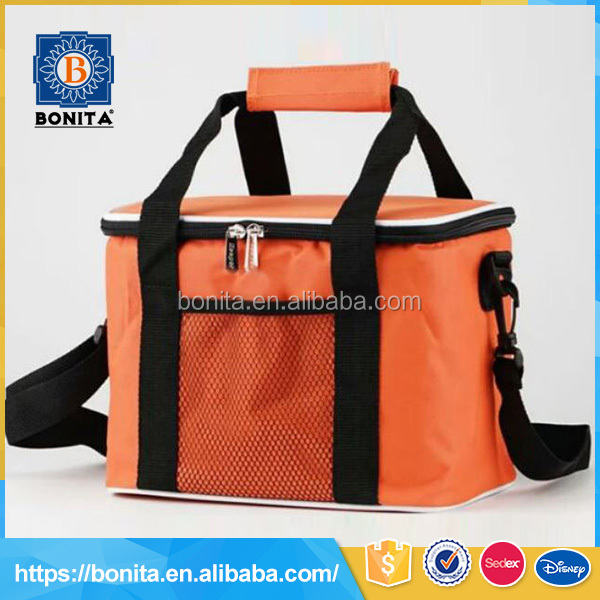 China wholesale custom color suit for 6 bottle cola 600D extra large insulated cooler bag