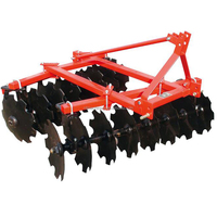 compact tractor hydraulic Light disc Harrow