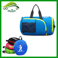 New design cheapest travel folding sports bag