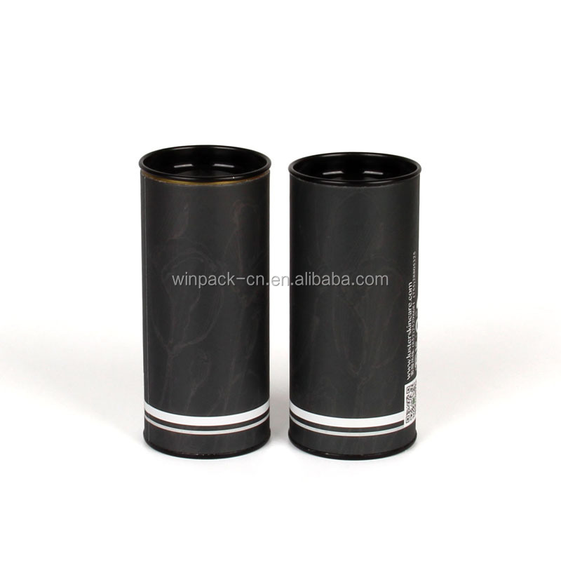 Paper tube for gift packaging, any sizes and colors can be customized