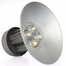 High lumen Bridgelux cob industrial ufo 200w led high bay light price