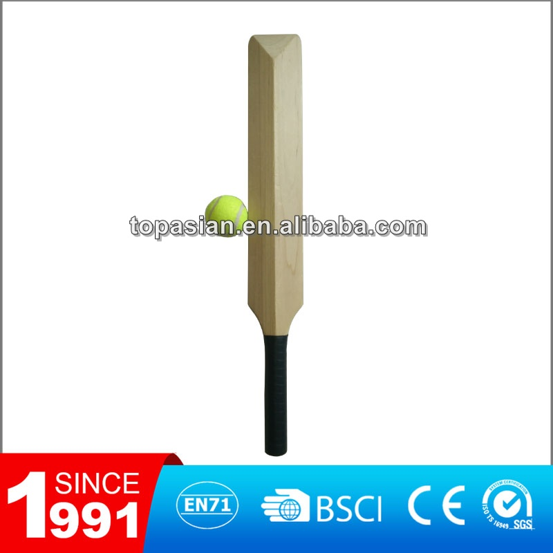 Hard tennis cricket bat