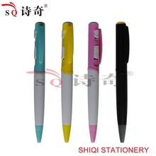 led flashing ball pen