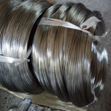 303Cu stanless steel wire , different metals also available