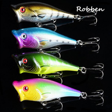 6.5cm 10g Wholesale Life-like In Stock Good Price Fishing Popper Lure