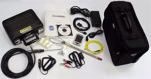 Brand New Auto Logic (ATO310-0115) Portable 5-Gas Emissions Analyzer with Integrated OBD-II Scan Tool