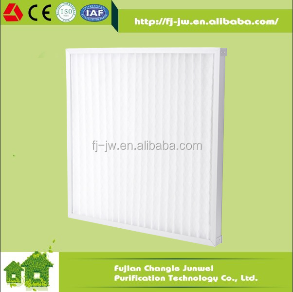 Excellent Material Disposable 25Mm Panel Fan Filter