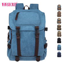 Wholesale school rucksack modern stylish backpack cheap canvas knapsack of latest design knapsack bag