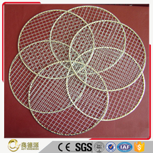 Free Sample Crimped wire mesh for BBQ mesh grill / barbecue wire mesh
