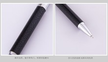 1018 Luxury carbon fiber designed Featured roller pen with metal pen