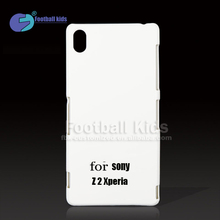 3D sublimation Blanks Phone Case for Sony Z2 Xperia and Other Models