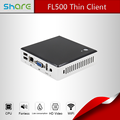 Aluminum Alloy Casing Network to USB ASIC USB Graphic Chip Thin Net Zero Client