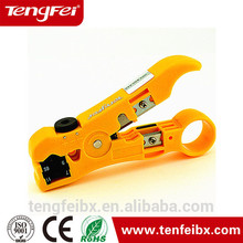 Wholesale Cheap Mini Plastic Rotary Coaxial Cable Insulation Stripping Tool