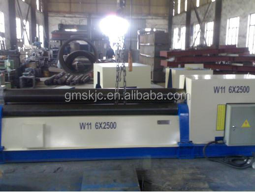 <strong>W11</strong>-6X2500 Nantong <strong>Rolling</strong> Machinery steel plate roller bending <strong>machine</strong>