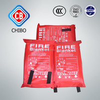 Whole Sale heavy duty heat protection Flexible fire blanket price