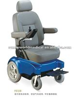 SWFS128 power wheelchair with lithium battery drive electric Power Wheelchair