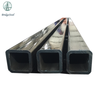 ASTM A500 black square tube manufacturer from China