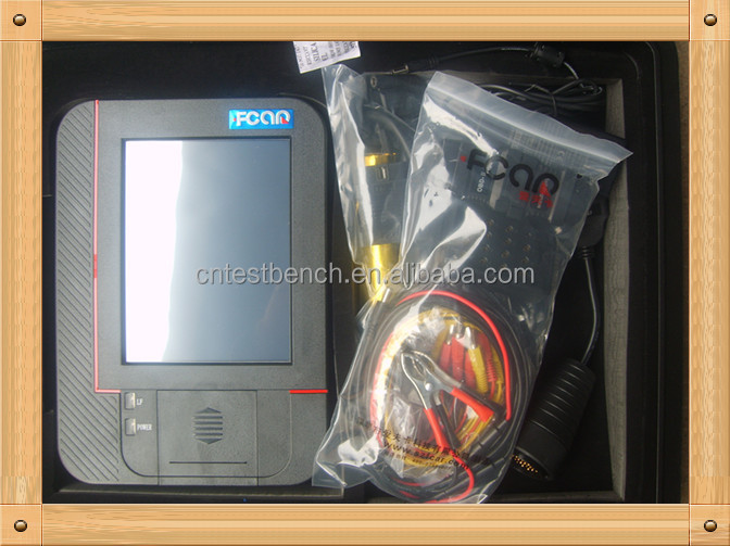 24V heavy duty trucks diagnostic scanner F3-D for Scania, Benz, Volvo, Sinotruk, Mark, Isuzu, Iveco and more