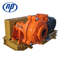 AH Horizontal Centrifugal Closed Impeller 100% Compatible and Interchangeable Gold Mining Slurry Pump