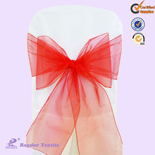 bright stretch chair sash for banquet