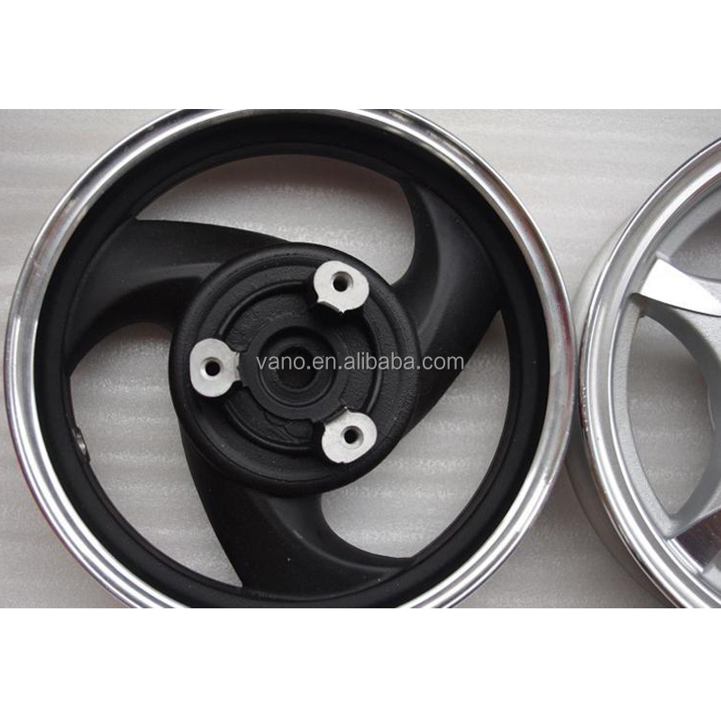 High quality motorcycle wheel rim for scooter GY6 50cc