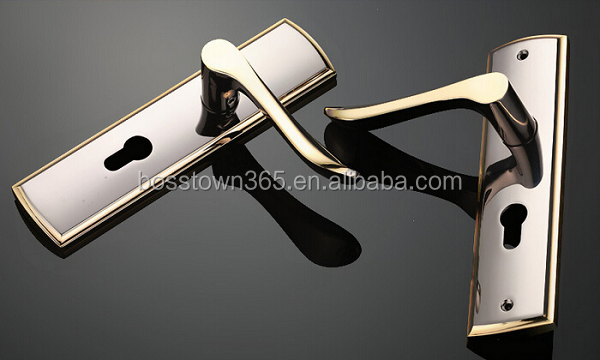 New design high quality zinc-alloy handle lock 58 series lock for doors
