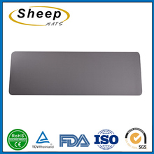 New fashion natural rubber non slip durable yoga mats wholesale china