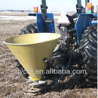 Easy operation and high quality tractor 3 point fertilizer spreader